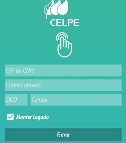 App Android Celpe para pagar contas e 2ª via